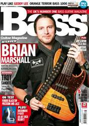 Bass Guitar issue 75 February 2012