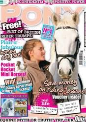 Pony Magazine issue July 2012