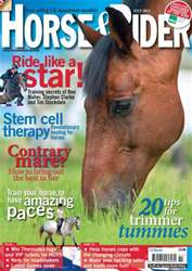 Horse&Rider Magazine - UK equestrian magazine for Horse and Rider issue July 2012