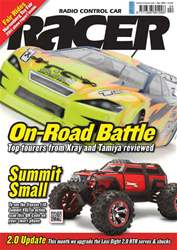 Radio Control Car Racer issue April 2011