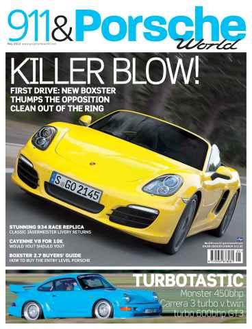 911 & Porsche World issue 911 & Porsche World issue 218