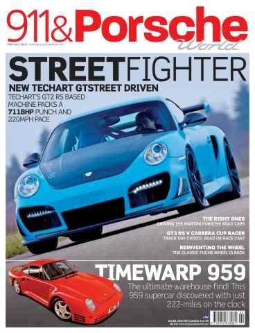 911 & Porsche World issue 911 & Porsche World issue 215