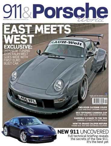 911 & Porsche World issue 911 & Porsche World issue 213