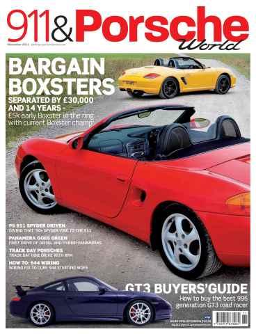 911 & Porsche World issue 911 & Porsche World issue 212