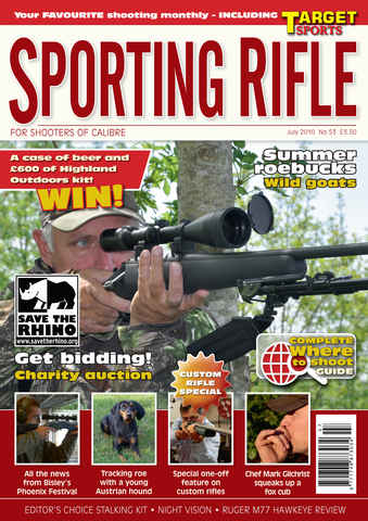 Sporting Rifle issue 53