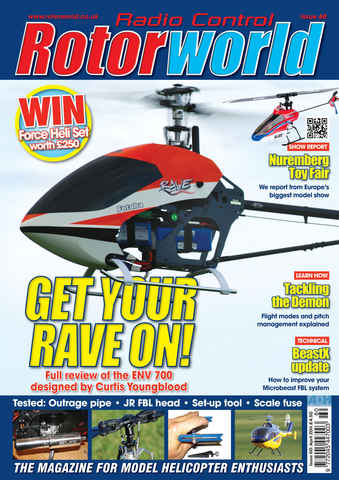 Radio Control Rotor World issue 60