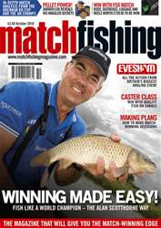 Match Fishing issue October 2010