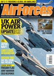 AirForces Monthly issue July 2012