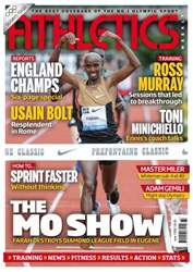 Athletics Weekly issue AW June 7 2012