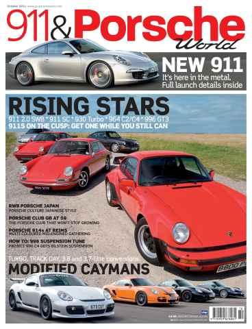 911 & Porsche World issue 911 & Porsche World issue 211