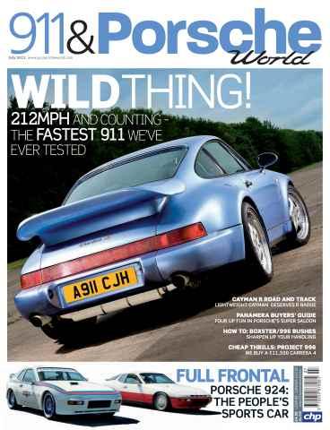 911 & Porsche World issue 911 & Porsche World issue 208