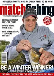Match Fishing issue December 2010