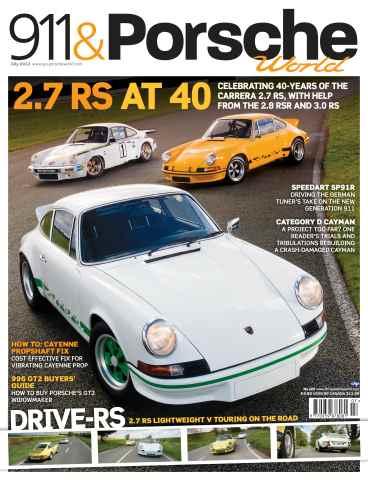 911 & Porsche World issue 911 & Porsche World issue 220