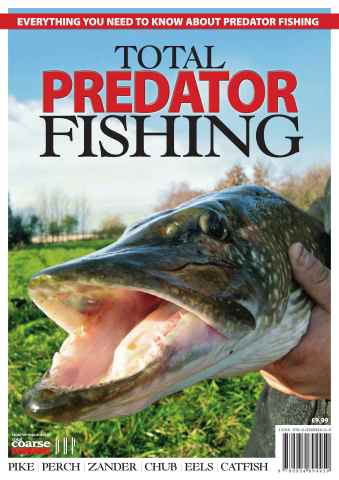 Fishing Reads issue Total Predator Fishing