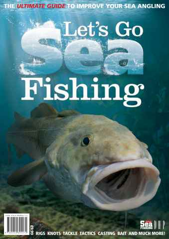 Fishing Reads issue Lets Go Sea Fishing