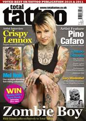 Total Tattoo issue July 2012
