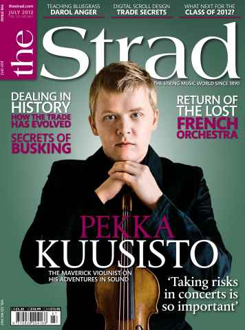 The Strad issue July 2012