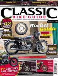 Classic Bike Guide issue February 2012