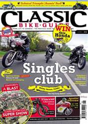 Classic Bike Guide issue June 2012