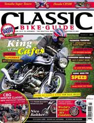 Classic Bike Guide issue March 2012