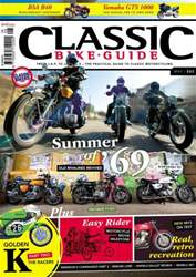 Classic Bike Guide issue May 2012