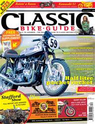 Classic Bike Guide issue December 2011