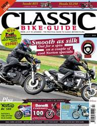 Classic Bike Guide issue July 2011