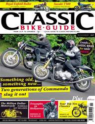 Classic Bike Guide issue November 2011
