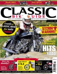 Classic Bike Guide issue October 2011