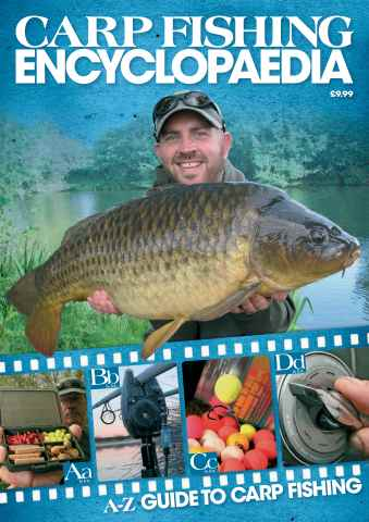 Fishing Reads issue Carp Fishing Encyclopaedia