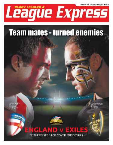 League Express issue 2814