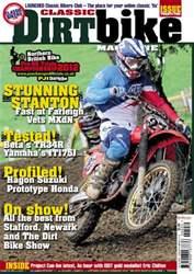 Classic Dirt Bike issue Classic Dirt Bike Issue #22