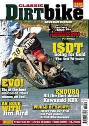 Classic Dirt Bike issue Classic Dirt Bike Issue #21