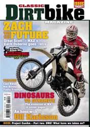 Classic Dirt Bike issue Classic Dirt Bike Issue #20