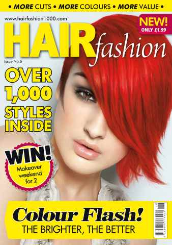 Hair Fashion issue Issue 6