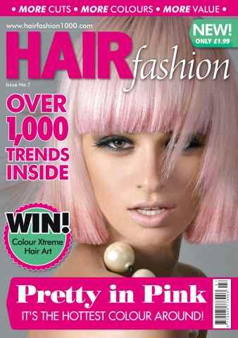 Hair Fashion issue Issue 7