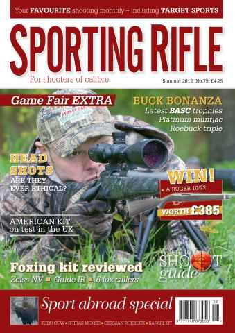 Sporting Rifle issue 79