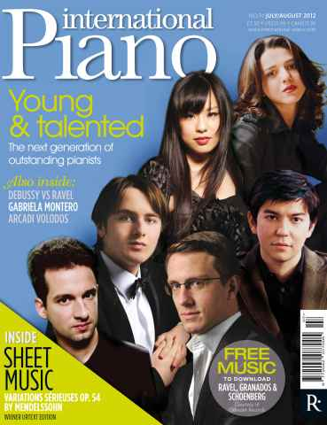 International Piano issue International Piano July  2012