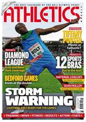 Athletics Weekly issue AW June 14 2012