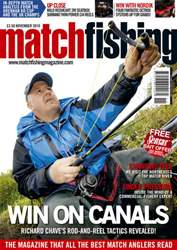 Match Fishing issue November 2010