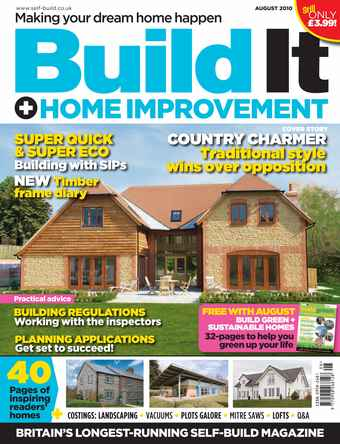 Build It issue Aug 2010