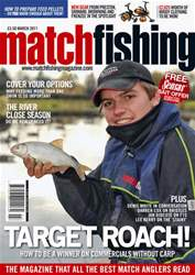 Match Fishing issue March 2011