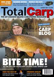Total Carp issue March 2011