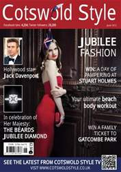 Cotswold Style issue Cotswold Style June 2012