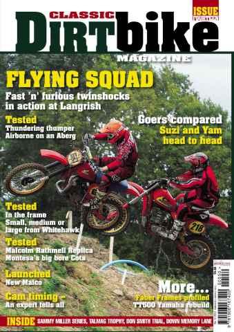 Classic Dirt Bike issue Classic Dirt Bike Issue #14