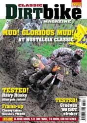 Classic Dirt Bike issue Classic Dirt Bike Issue #13