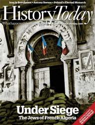 History Today issue July 2012