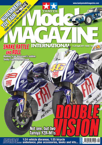 Tamiya Model Magazine issue 186
