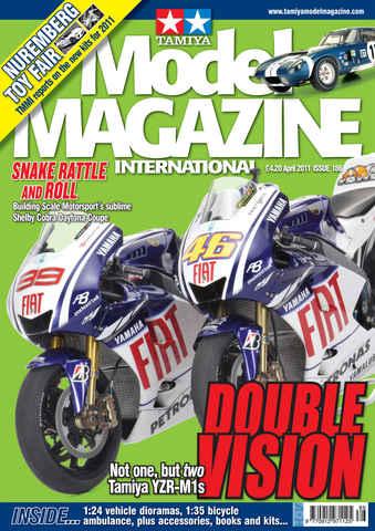 Tamiya Model Magazine issue 186