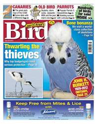 Cage & Aviary Birds issue Cage and Aviary June 20 2012